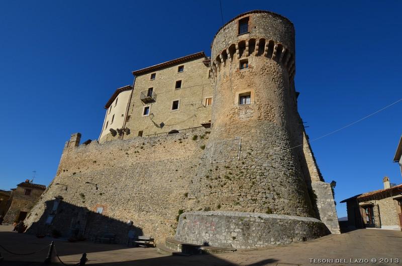 Castello Orsini Frasso Sabino
