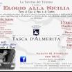 Elogio alla Sicilia, terra di Cibo di Vino e di Cantori